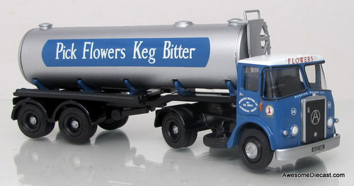 EFE 1:76 Atkinson Articulated Tanker - Flowers Keg Bitter