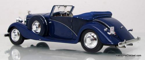 Minichamps 1:43 1935 Hispano-Suzia J12 Cabriolet