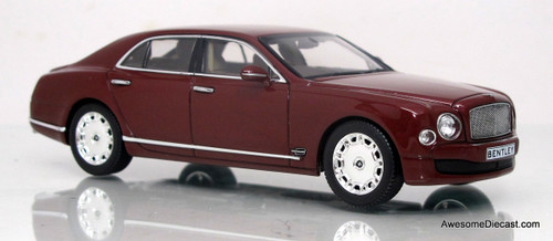 Minichamps 1:43 2010 Bentley Mulsanne