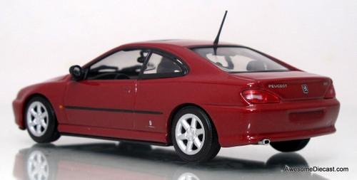 Minichamps 1:43 1996 Peugeot 406 Coupe