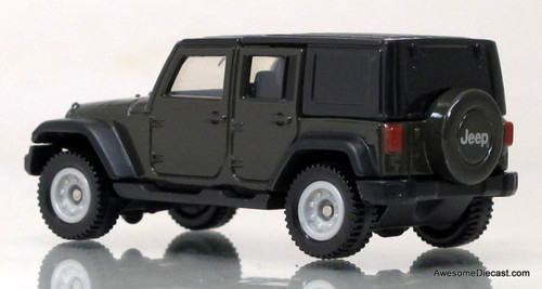 Tomica Jeep Wrangler (Green)