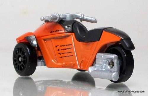 Tomica Znug Design Ouroboros Extreme Trike-Cycle