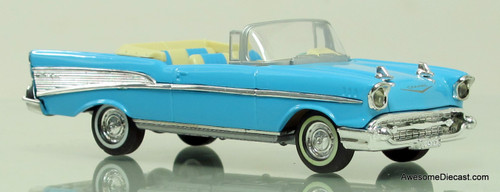 Matchbox Dinky 1:43 1957 Chevrolet Bel Air Convertible
