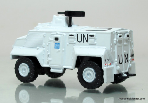 Tiny Saxon Armored Truck - United Nations