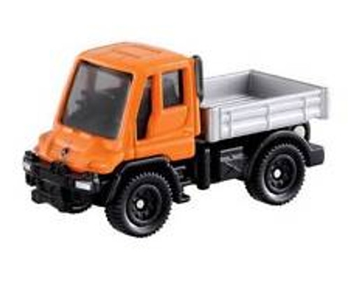 Tomica Mercedes-Benz Unimog Utility Vehicle