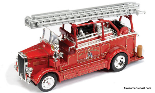 Matchbox 1:43 1936  Leyland Cub Open Top Ladder Truck