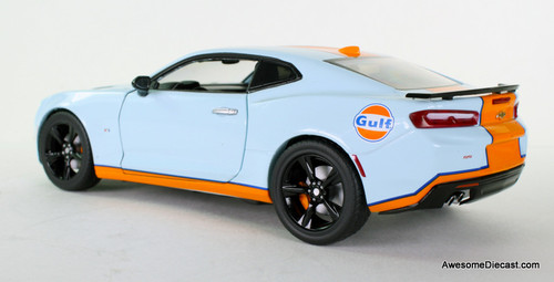 Greenlight 1:24 2017 Chevrolet Camaro SS - Gulf Oil