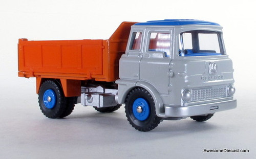 Dinky SuperToy Replicas 1:43 Bedford TK Dump Truck w/ Operating Dump Body