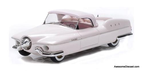 Esval 1:43 1953 Studebaker Manta Ray (Top Up), Light Pink