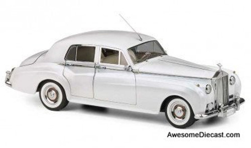 Franklin Mint 1:24 1955 Rolls-Royce Silver Cloud 1
