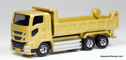 Tomica Isuzu Dump Truck