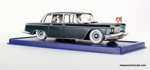 En Voiture 1:43 Tintin & the Picaros: The Governmental Limousine