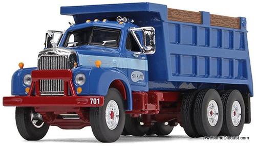 """First Gear 1:64 Mack B-61 Dump Truck """"Sid Kamp"""""""