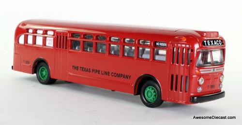 Corgi 1:50 GM4515  Bus: Texaco Pipeline Crew
