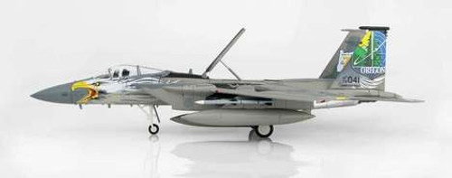 Hobby Master 1:72 McDonnell Douglas F-15C Eagle: USAF 173rd FW OR ANG - 75th Anniversary
