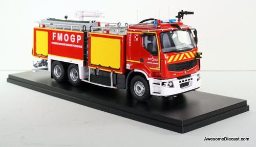 Alerte 1:43 Renault Premium 460 High Capacity Foam Tanker