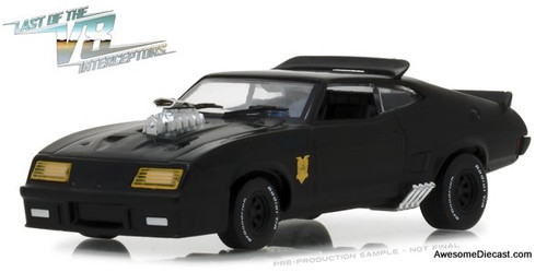 Greenlight 1:43 1973 Ford Falcon XB: Last of the V8 Interceptors