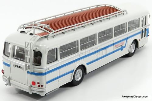 Norev 1:43 1955 Chausson APS2 Autobus: Morineau & Gravier