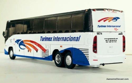 Iconic Replicas 1:87 MCI J4500 Motorcoach: Turimex Internacional