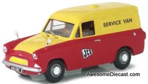 Corgi  1:43 1960's Ford Anglia Service Van: JCB