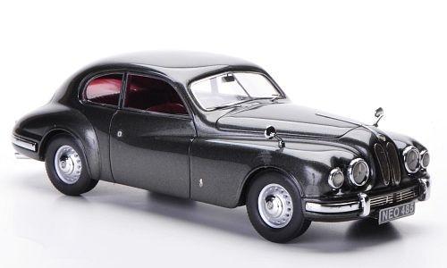 Neo 1:43 1950 Bristol 401: Metallic Dark Gray