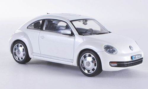 Schuco 1:43 2013 Volkswagen Beetle Wolfsburg Edition