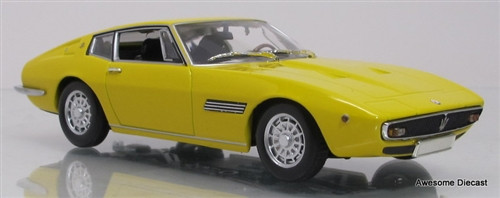 Minichamps 1:43 Maserati Ghibli Coupe