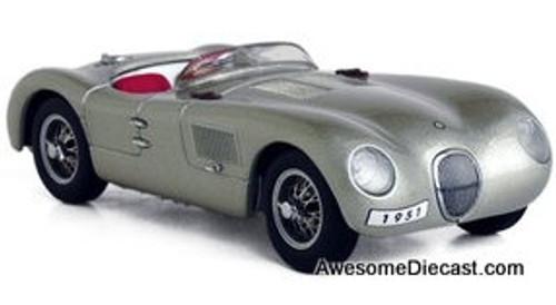 AUTOart 1:43 Jaguar C-Type