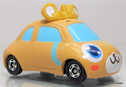 Tomica 1:64 Hamsterland Hoppy Car: China Edition