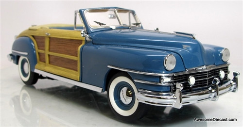 Franklin Mint 1:24 1948 Chrysler Town & Country