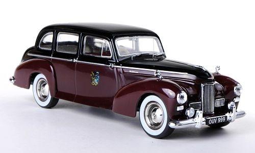 Oxford Diecast 1:43 1952 Humber Pullman Rothschild Limousine