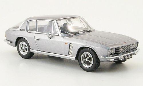 Oxford Diecast 1:43 1975 Jensen Interceptor SII - Silver