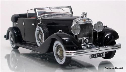 IXO 1:43 1934 Hispano Suiza H6C