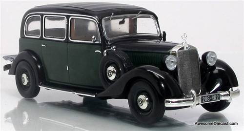 IXO 1:43 1936 Mercedes-Benz 260D (W138)