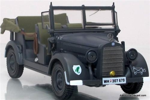 IXO 1:43 1938 Mercedes-Benz 200V G5 (W152)