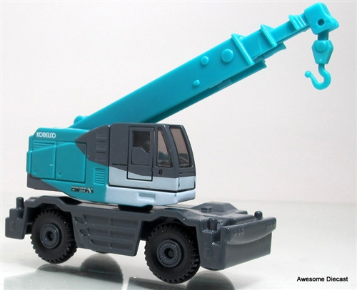 Tomica 1:116 Kobelco Off-Road Crane