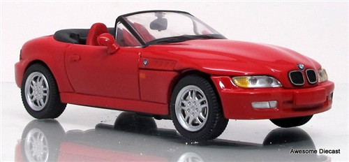 Schuco 1:43 BMW Z3  (Red)