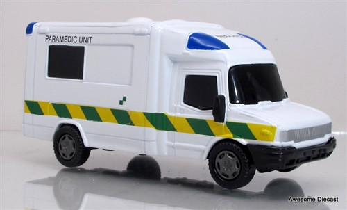 BSS 1:43 Sherpa LDV Paramedic Ambulance - London Medical Service