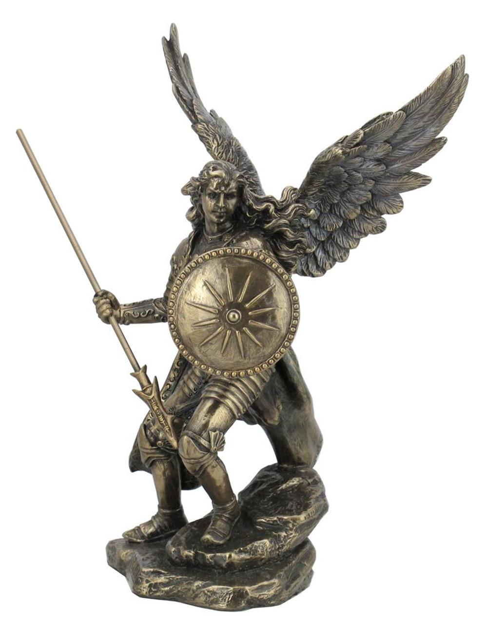 statue archangel raphael style usiwu76306a4 f c ziegler company