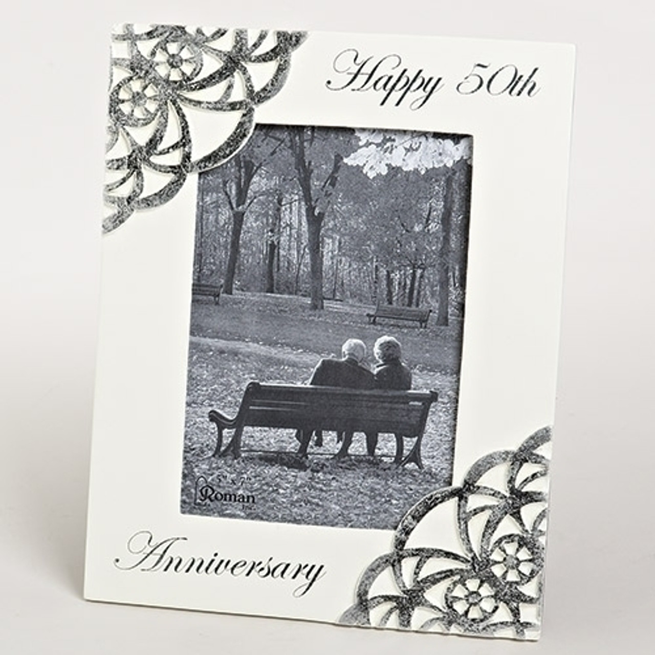 Discontinued 2018 50th Anniversary Gift Frame 5 X 7 Photo