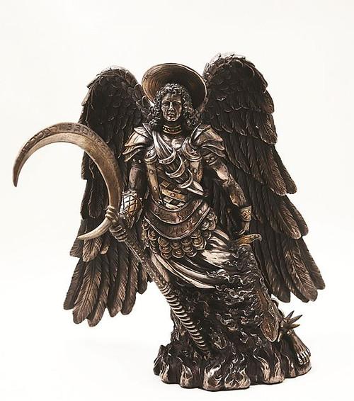 St Raphael Archangel Statue: St Raphael Statue Style 8566