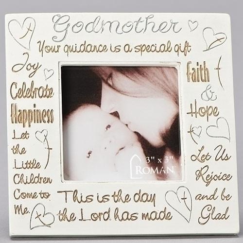 Godmother Frame Inspirational Phrases Collage 60x60 Photo Resin Enchanting Inspirational Phrases