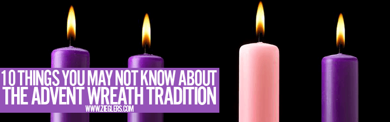 10 things you may not know about the advent wreath. Black Bedroom Furniture Sets. Home Design Ideas