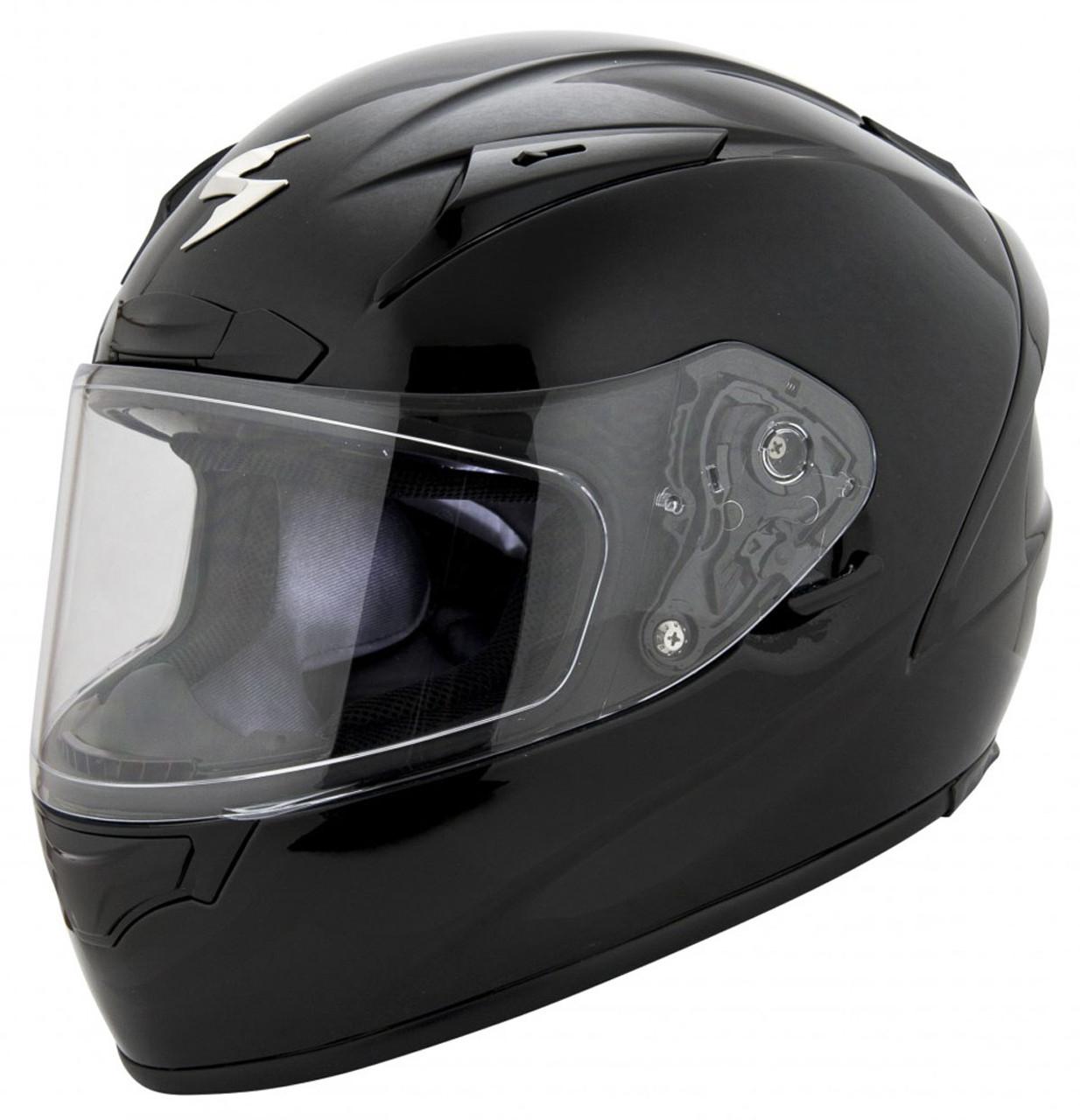 scorpion exo r2000 solid helmet. Black Bedroom Furniture Sets. Home Design Ideas
