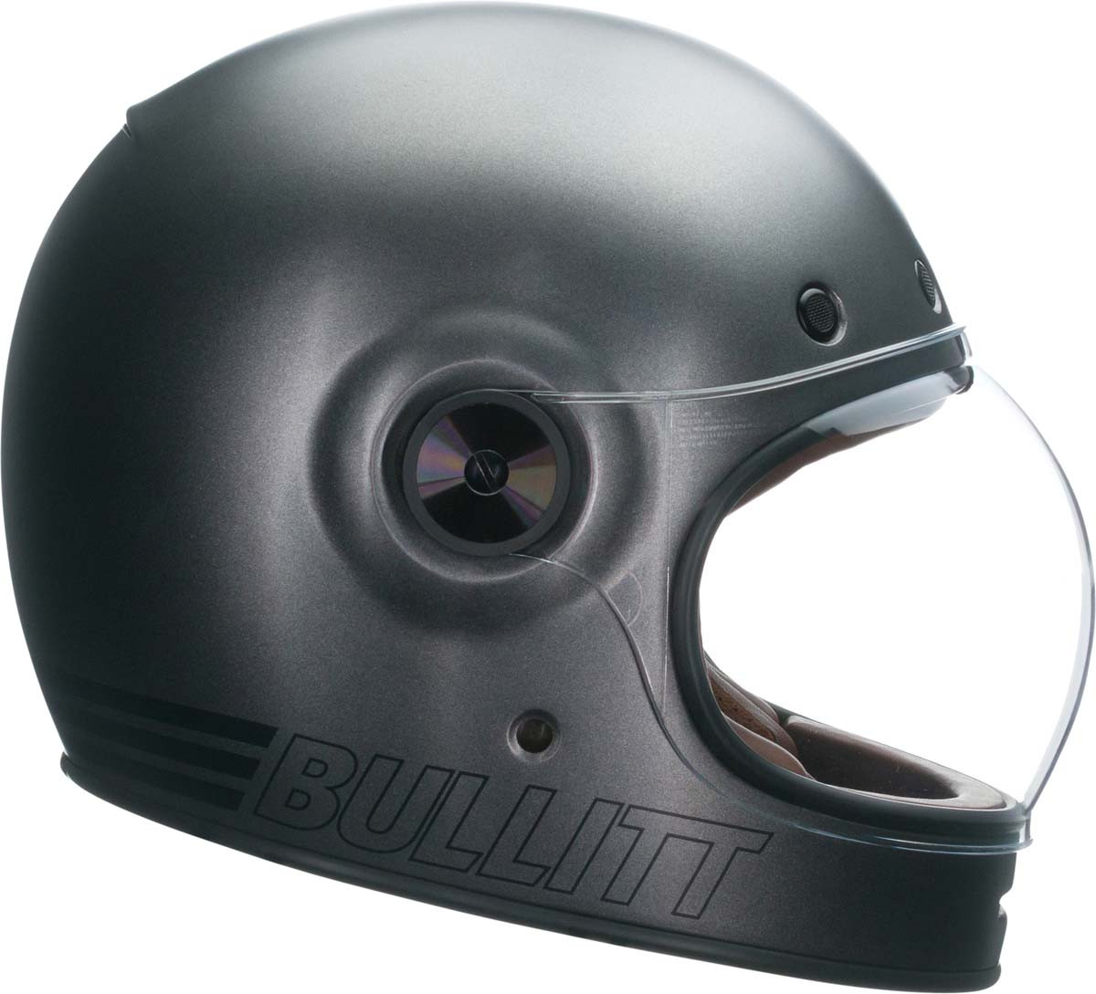 Bell Bullitt Helmet Matte Metallic Titanium Right