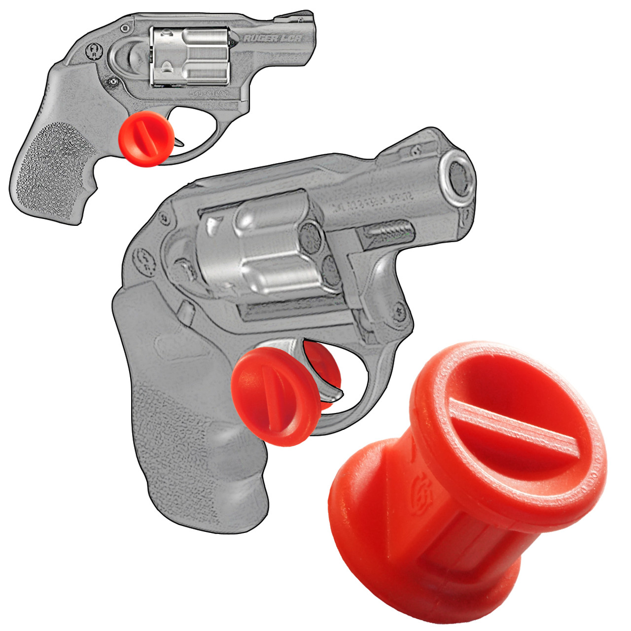 Smith & Wesson Revolver \