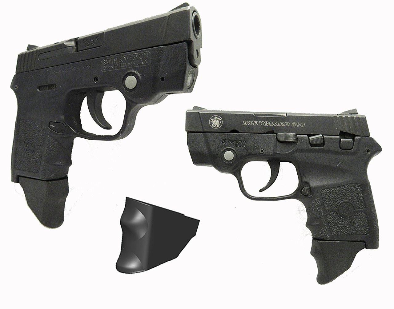 Grip Extension Fits Smith & Wesson Bodyguard 380 & M&P Bodyguard 380