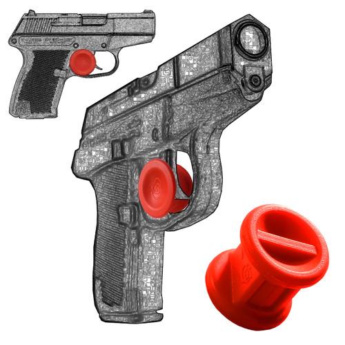 Kel-Tec P-11 9mm Fast Draw Micro Holster Trigger Stop