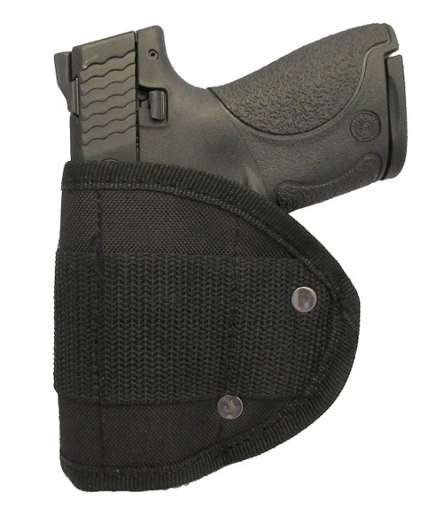 Inside Waistband Poly Sling Holster Fits Smith & Wesson M&P Shield 9mm Viridian IWB ML7