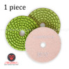Stone Velocity 5 mm Diamond Polishing Pads Super Thick- 4 inches